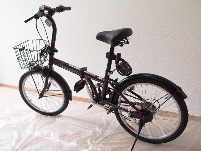 折りたたみ自転車アマデウス