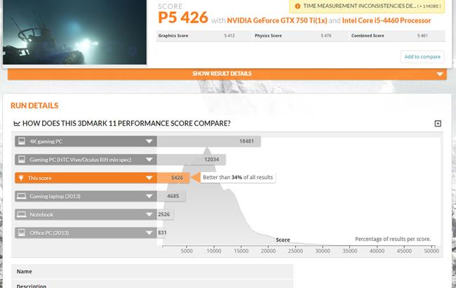 CPU交換後のベンチマークテスト