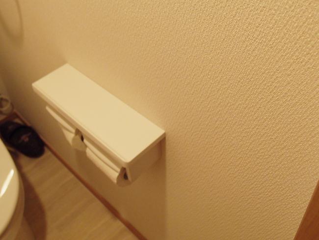 壁厚収納施工位置