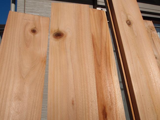 杉材の購入