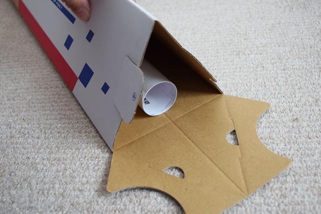 ポスターを安く送る方法