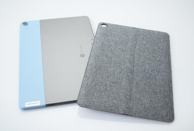 Lenovo IdeaPad Duetの背面カバー